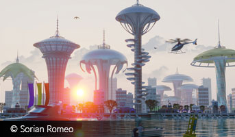 sorian romeo future city